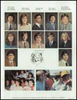 1984 Lemoore High School Yearbook Page 14 & 15