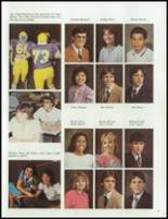 1984 Lemoore High School Yearbook Page 16 & 17