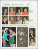 1984 Lemoore High School Yearbook Page 18 & 19