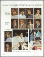 1984 Lemoore High School Yearbook Page 20 & 21