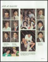 1984 Lemoore High School Yearbook Page 22 & 23