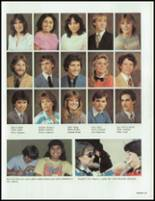 1984 Lemoore High School Yearbook Page 24 & 25