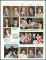 1984 Lemoore High School Yearbook Page 26 & 27