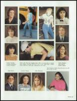 1984 Lemoore High School Yearbook Page 28 & 29