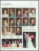 1984 Lemoore High School Yearbook Page 32 & 33