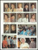 1984 Lemoore High School Yearbook Page 34 & 35