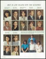 1984 Lemoore High School Yearbook Page 36 & 37