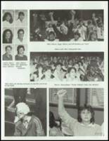 1984 Lemoore High School Yearbook Page 38 & 39