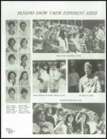 1984 Lemoore High School Yearbook Page 40 & 41