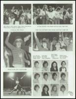 1984 Lemoore High School Yearbook Page 44 & 45