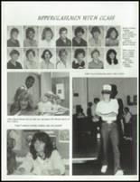 1984 Lemoore High School Yearbook Page 46 & 47