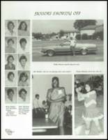 1984 Lemoore High School Yearbook Page 48 & 49