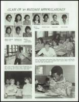 1984 Lemoore High School Yearbook Page 50 & 51