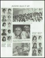 1984 Lemoore High School Yearbook Page 52 & 53