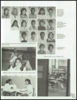 1984 Lemoore High School Yearbook Page 54 & 55
