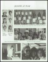 1984 Lemoore High School Yearbook Page 56 & 57