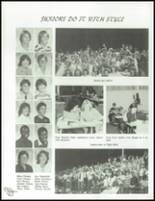 1984 Lemoore High School Yearbook Page 58 & 59