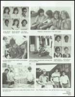 1984 Lemoore High School Yearbook Page 62 & 63