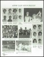 1984 Lemoore High School Yearbook Page 64 & 65