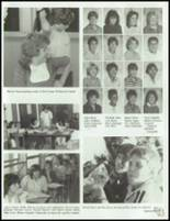 1984 Lemoore High School Yearbook Page 66 & 67