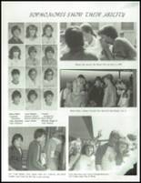 1984 Lemoore High School Yearbook Page 70 & 71