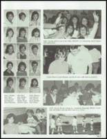 1984 Lemoore High School Yearbook Page 74 & 75