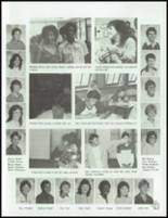 1984 Lemoore High School Yearbook Page 80 & 81