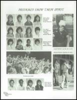 1984 Lemoore High School Yearbook Page 84 & 85