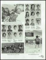 1984 Lemoore High School Yearbook Page 86 & 87
