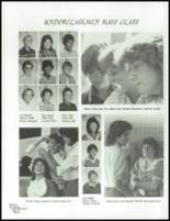 1984 Lemoore High School Yearbook Page 88 & 89