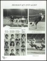 1984 Lemoore High School Yearbook Page 92 & 93