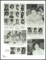 1984 Lemoore High School Yearbook Page 96 & 97