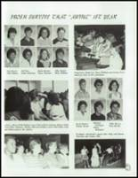 1984 Lemoore High School Yearbook Page 98 & 99