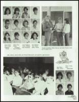 1984 Lemoore High School Yearbook Page 102 & 103