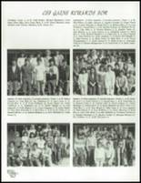 1984 Lemoore High School Yearbook Page 106 & 107