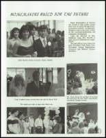 1984 Lemoore High School Yearbook Page 110 & 111