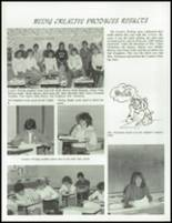 1984 Lemoore High School Yearbook Page 112 & 113