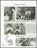 1984 Lemoore High School Yearbook Page 114 & 115