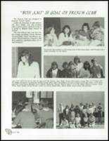 1984 Lemoore High School Yearbook Page 116 & 117