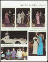 1984 Lemoore High School Yearbook Page 118 & 119