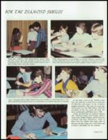 1984 Lemoore High School Yearbook Page 122 & 123