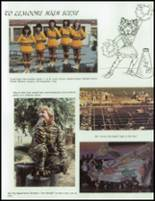 1984 Lemoore High School Yearbook Page 126 & 127
