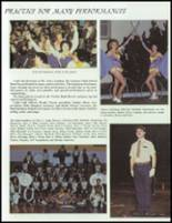 1984 Lemoore High School Yearbook Page 128 & 129