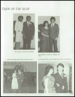 1984 Lemoore High School Yearbook Page 134 & 135