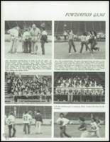 1984 Lemoore High School Yearbook Page 140 & 141