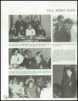1984 Lemoore High School Yearbook Page 142 & 143
