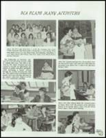 1984 Lemoore High School Yearbook Page 144 & 145