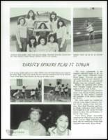 1984 Lemoore High School Yearbook Page 154 & 155