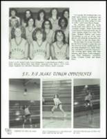 1984 Lemoore High School Yearbook Page 156 & 157