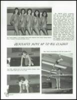 1984 Lemoore High School Yearbook Page 158 & 159